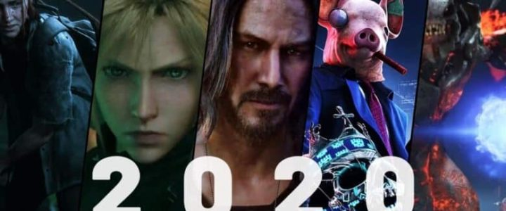 5 Video Game Paling Di Tunggu Yang Akan Rilis Pada Tahun 2020