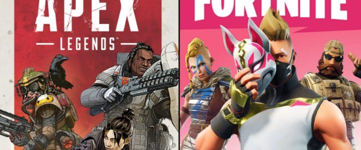 Apex Legends Dan Fortnite Mana Yang Lebih Baik